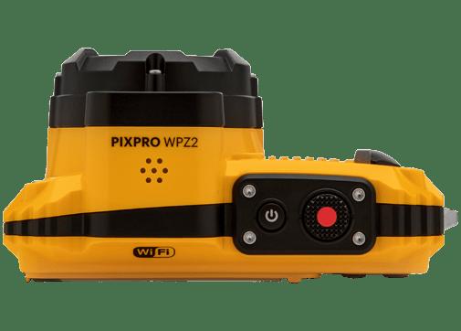 Камера Kodak Pixpro WPZ2 выдерживает падения с двухметровой высоты