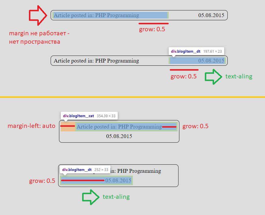 Нетривиальная расстановка элементов на flexbox без media-запросов - 3