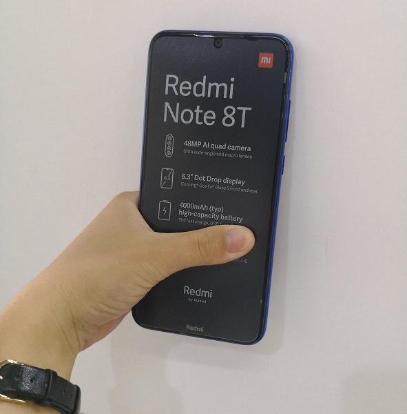 Никакого «идеального» Redmi Note 8. Новая модель получит NFC, но останется на SoC Snapdragon 665