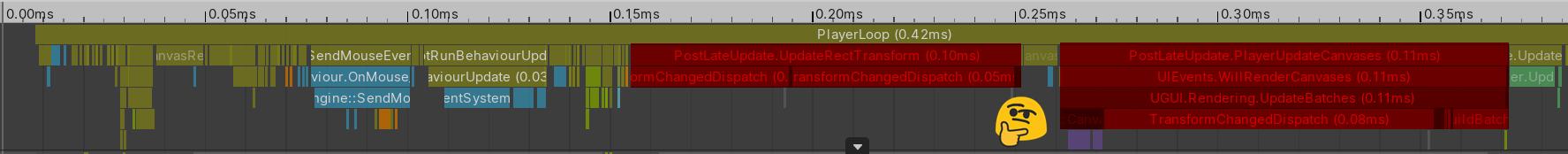 Профилирование Unity UI: кто портит мой батчинг? - 7