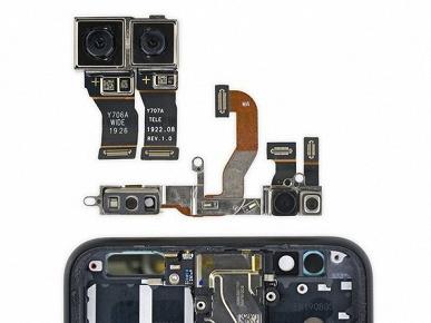 90-герцовый экран Samsung, который очень сложно достать, и две разные системы ОЗУ. Что еще показала разборка Google Pixel 4 XL?