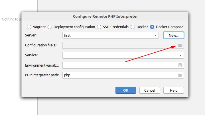 Docker + php-fpm + PhpStorm + Xdebug - 11