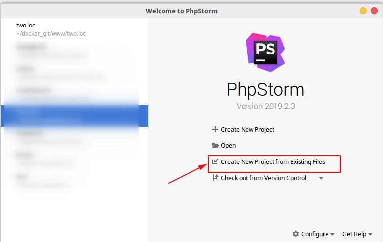 Docker + php-fpm + PhpStorm + Xdebug - 3