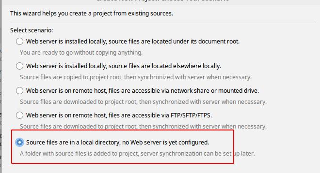 Docker + php-fpm + PhpStorm + Xdebug - 4