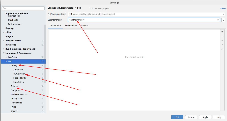 Docker + php-fpm + PhpStorm + Xdebug - 6