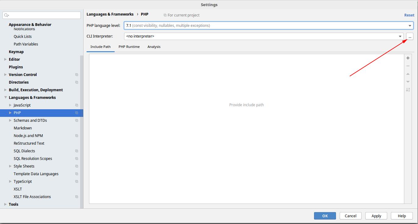 Docker + php-fpm + PhpStorm + Xdebug - 7