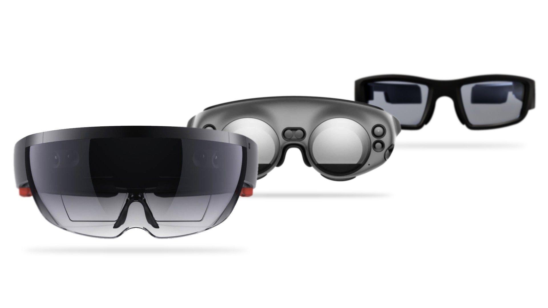 Концепция очков дополненной реальности. Моя идеальная AR гарнитура, которая возможна - 2