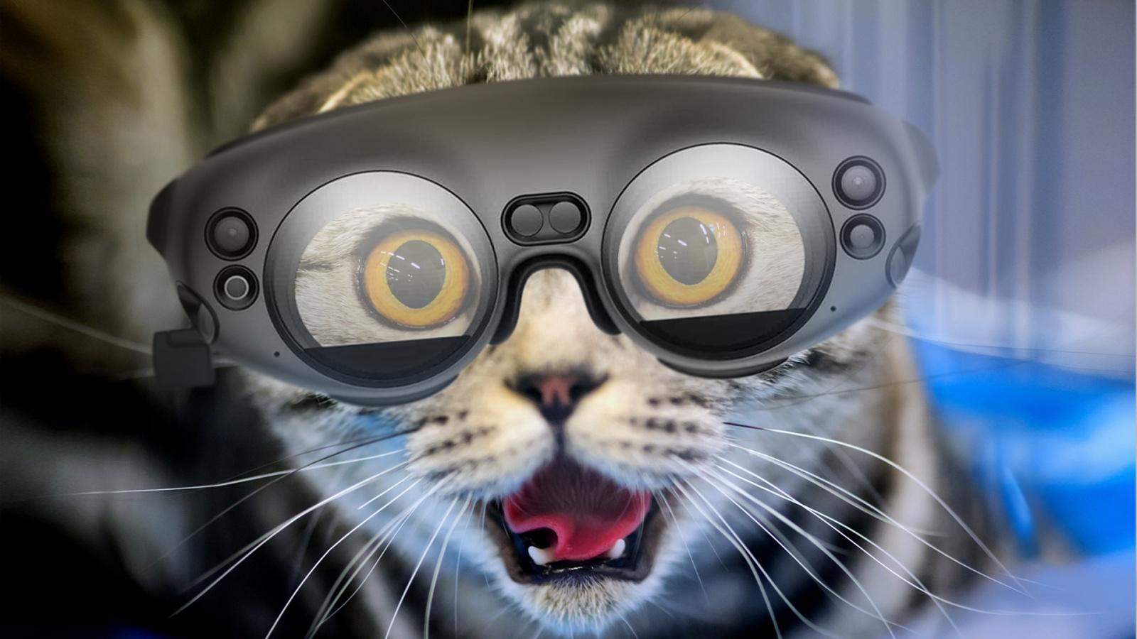 Концепция очков дополненной реальности. Моя идеальная AR гарнитура, которая возможна - 1