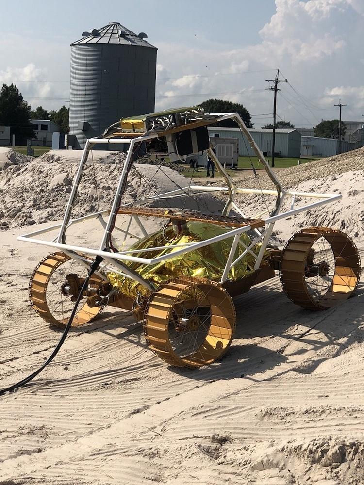 Ровер NASA VIPER займётся поиском водного льда на Луне