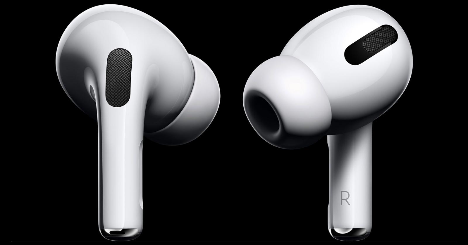 Apple представила беспроводные наушники AirPods Pro. Теперь это «затычки» - 1