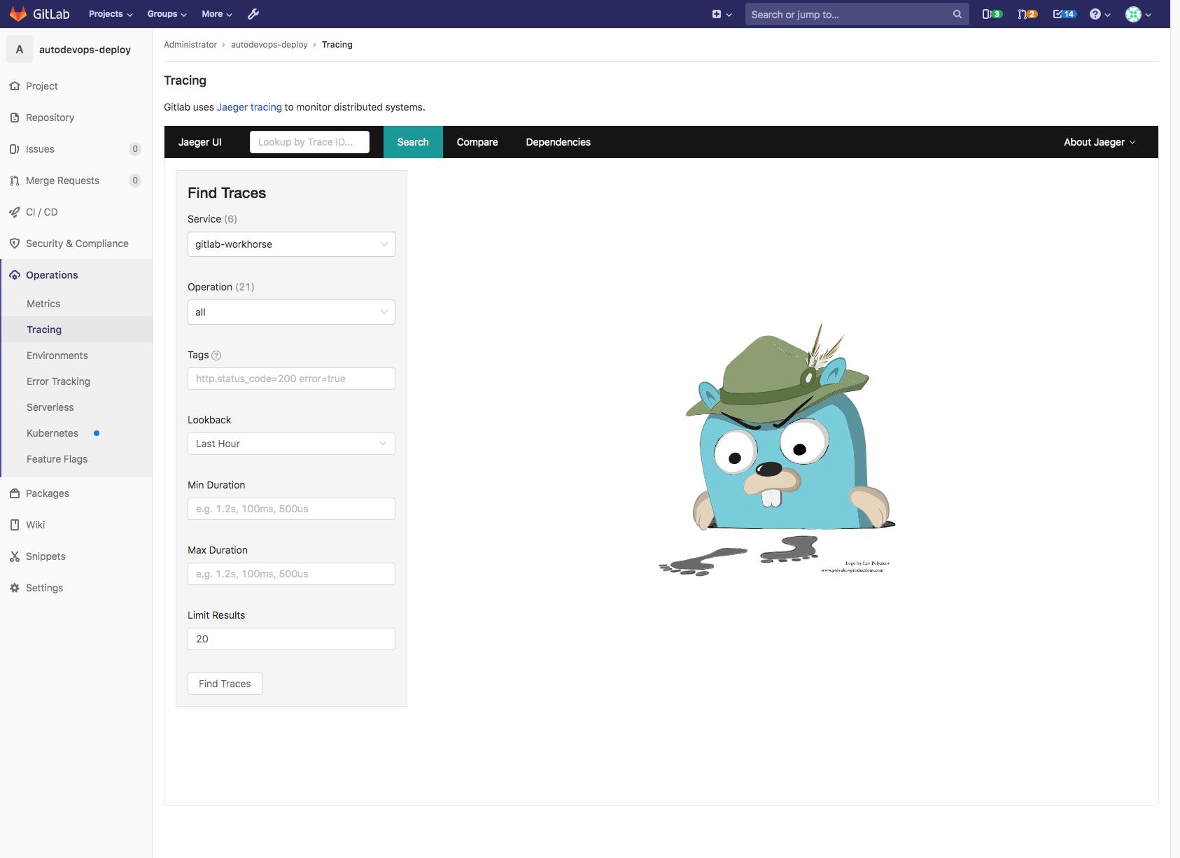 GitLab 12.4 с улучшенными зависимостями мердж-реквестов и Audit API - 8