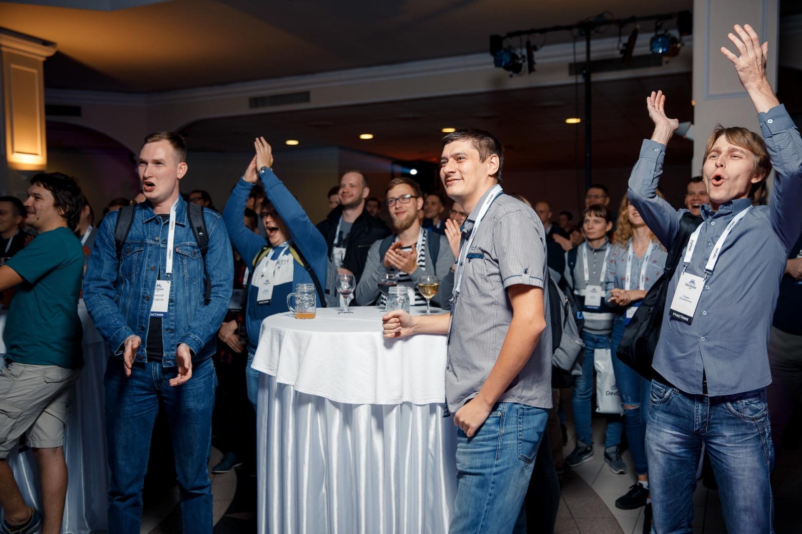 Бесплатная трансляция DevOops 2019 и C++ Russia 2019 Piter - 6