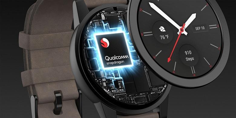Новая платформа Qualcomm обещает революцию для умных часов