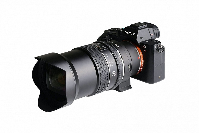Новые переходники Kipon позволяют использовать объективы Mamiya 645 с камерами с креплением Sony E