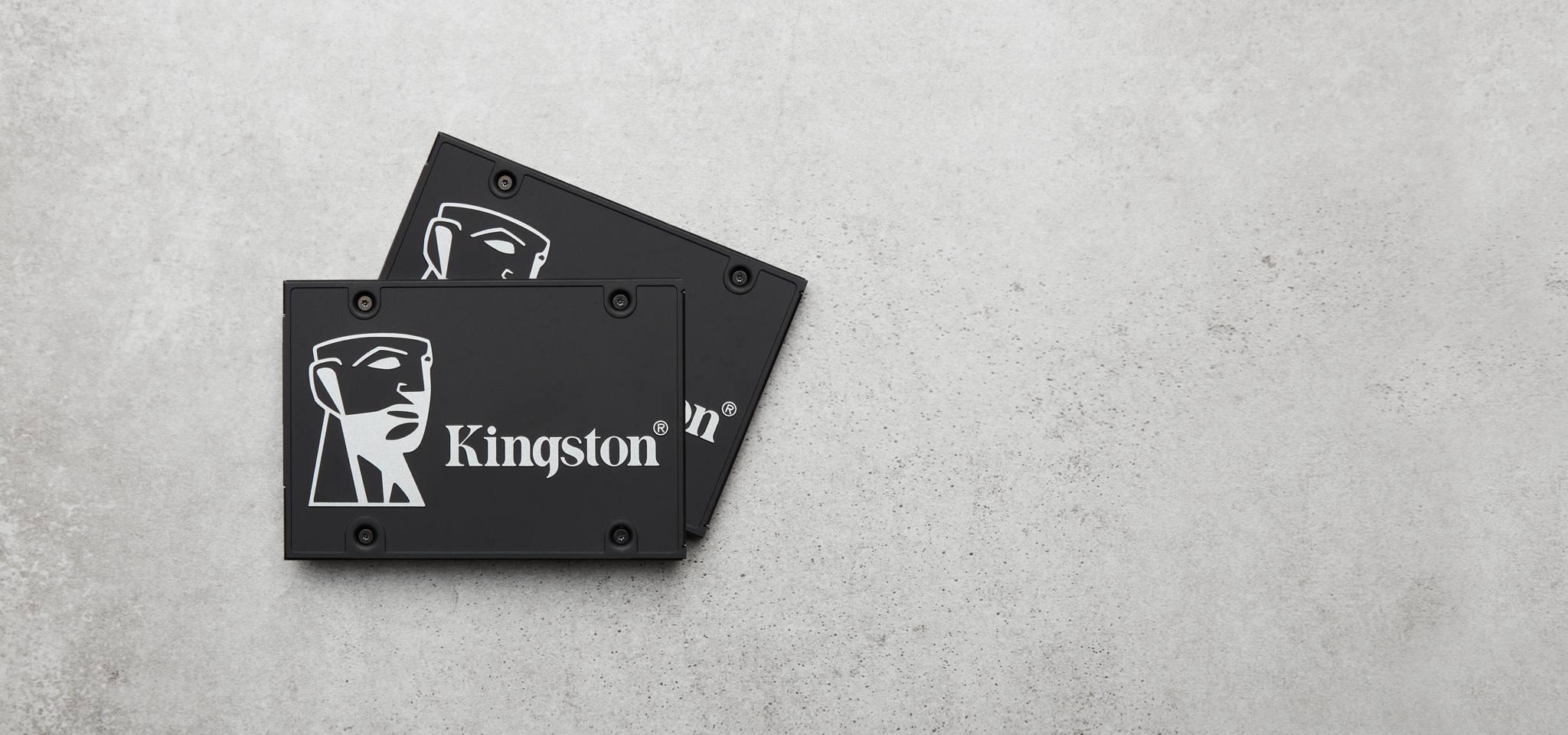 Новый SSD для ноутбуков и десктопов. KC600 — высокая скорость, большой объем - 2