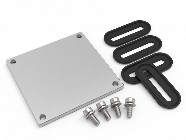 Универсальное крепление Streacom UM2 позволяет использовать корпус как радиатор процессора