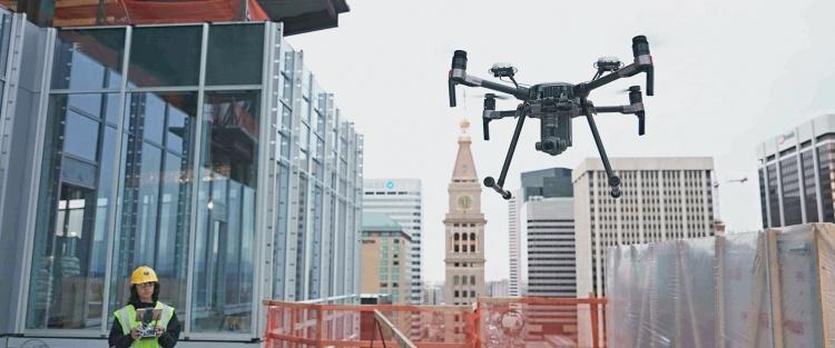 Видео: DJI рекламирует свою инициативу по использованию дронов во благо людей