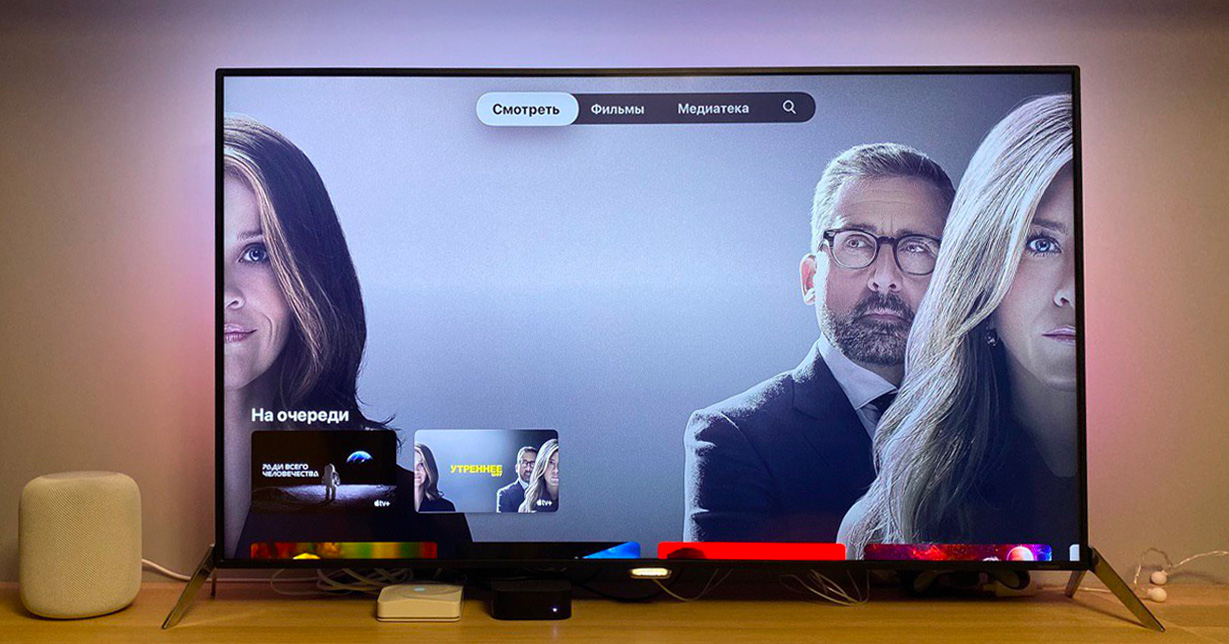 Видеосервис Apple TV+ запустится в России без дубляжа - 1