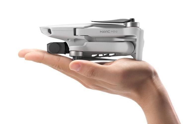 Почти официально: DJI Mavic Mini предложит полчаса полёта и 2,7K-камеру за 0