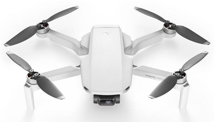 Почти официально: DJI Mavic Mini предложит полчаса полёта и 2,7K-камеру за $500