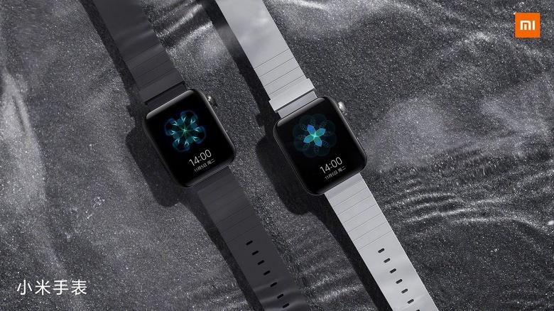 Xiaomi Mi Watch ещё не вышли, а уже получили потенциального конкурента