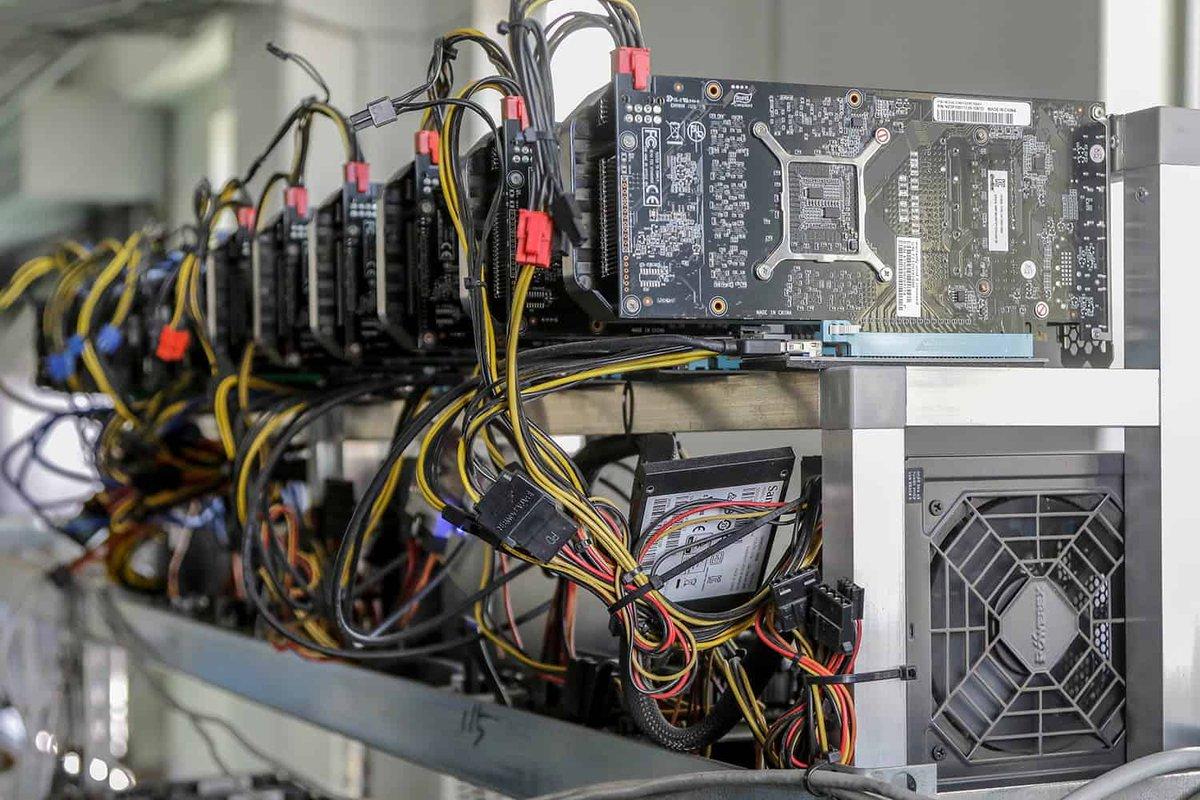 На закрытом из-за санкций США заводе компании «Русал» будут майнить биткоин - 1