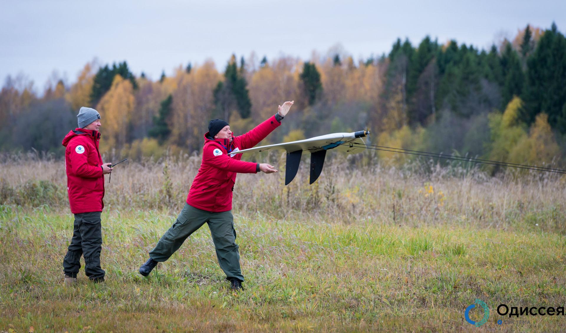 Обыскать 314 км² за 10 часов — финальное сражение инженеров-поисковиков против леса - 1