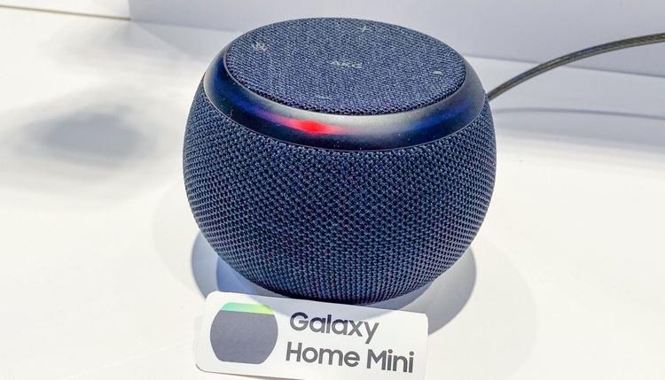 Показан смарт-динамик Samsung Galaxy Home Mini: сроки выхода не называются
