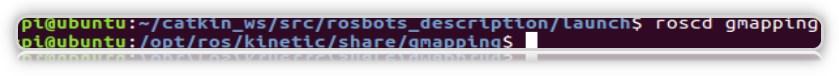 Робот-тележка на ROS. Часть 7. Локализация робота: gmapping, AMCL, реперные точки на карте помещения - 2