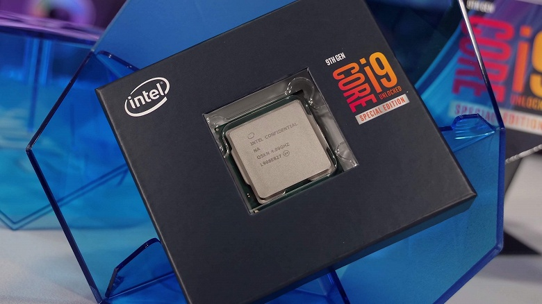 Тесты Intel Core i9-9900KS показывают, что это в целом бессмысленный процессор