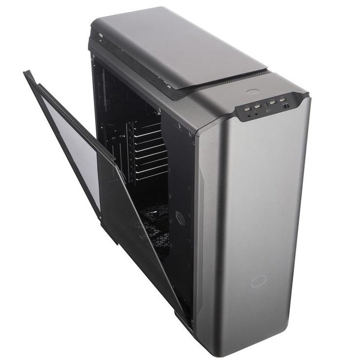 Cooler Master MasterCase SL600M Black Edition: лаконичный корпус для плат E-ATX