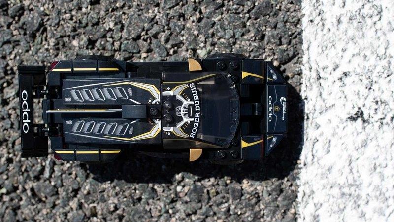 Lamborghini Huracan и Urus получат LEGO-версии