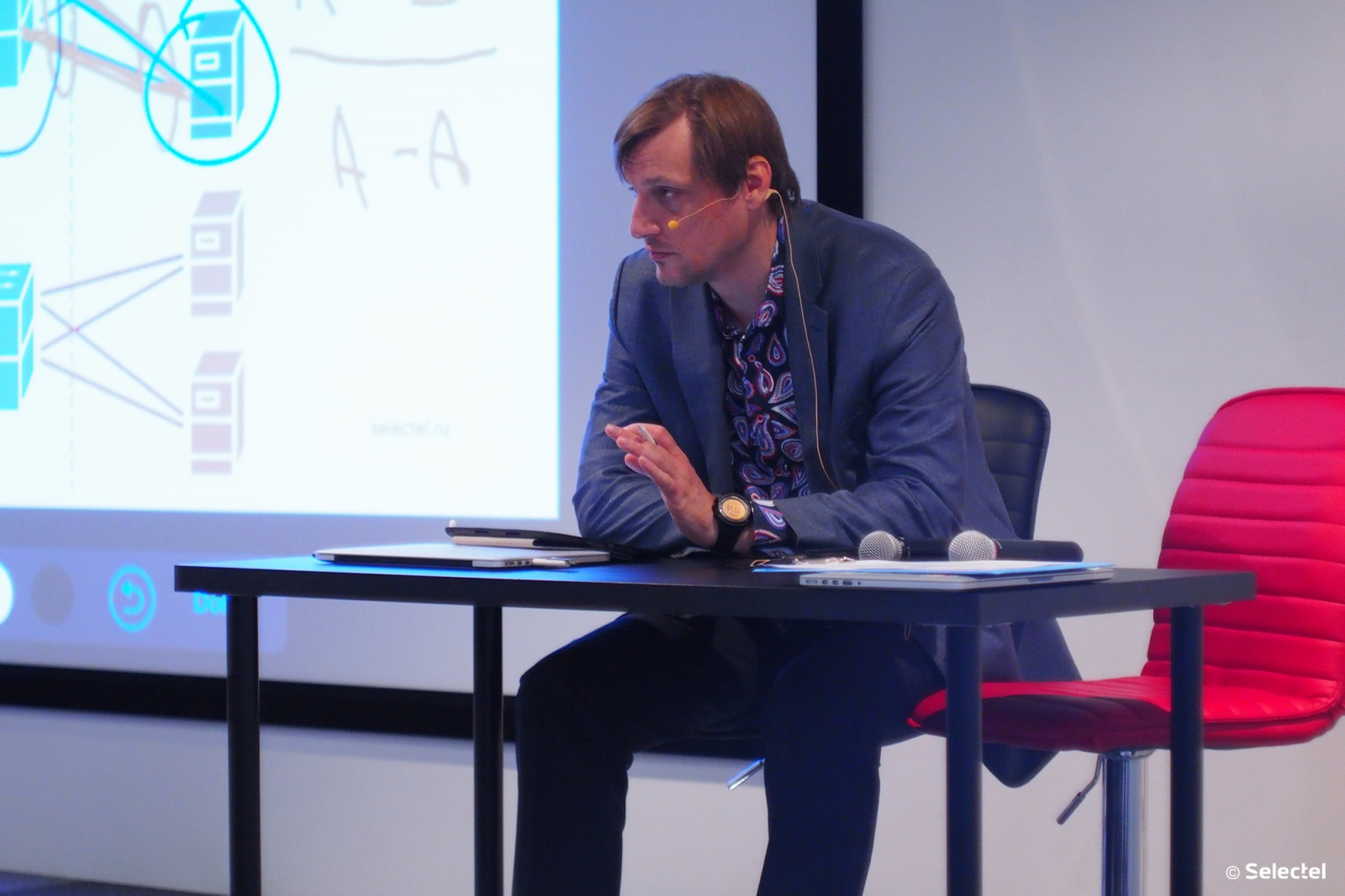 Конференция Selectel Networking Academy - 3