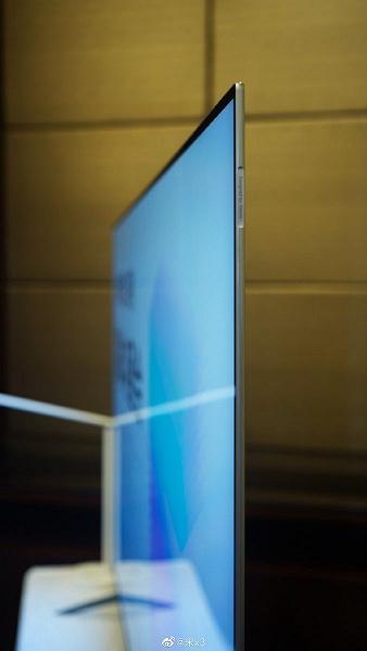 Новейший Xiaomi Mi TV 5 позирует в полный рост за несколько дней до анонса