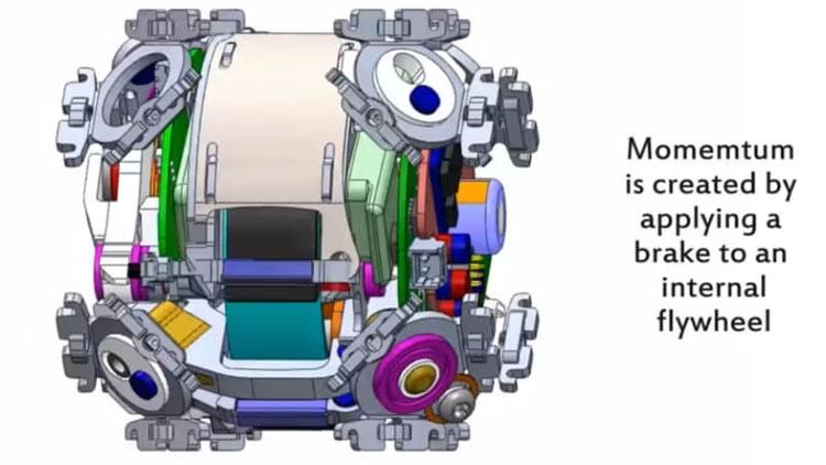 В MIT создали роботизированные кубики M-Block для самосборки в мегаконструкции в режиме роя