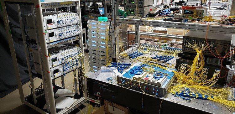 Японцы из NICT представили рабочий оптоволоконный кластер с пропускной способностью в 1 Пбит-с - 1