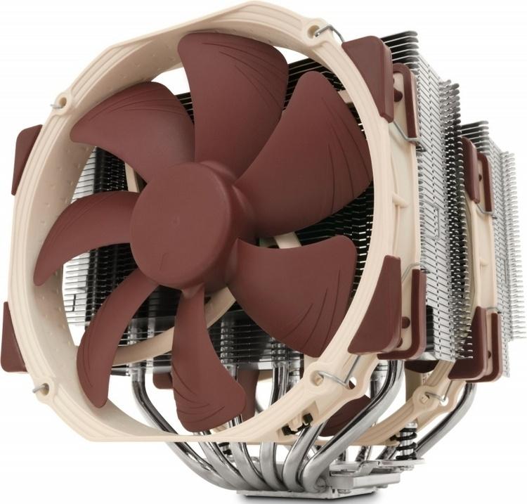 Noctua: положение кулера не влияет на эффективность охлаждения процессоров Ryzen 3000