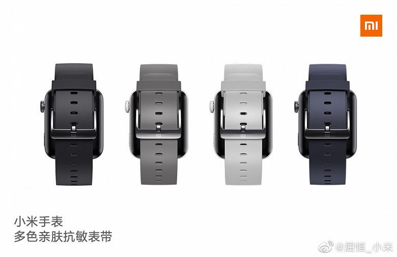 Часы Xiaomi Mi Watch порадуют фанатов персонализации