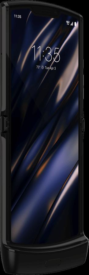 Фото дня: гибкий смартфон Motorola RAZR во всей красе