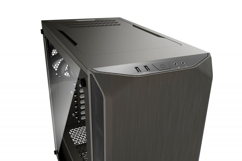 Новая статья: Обзор и тестирование корпуса be quiet! Pure Base 500 Window