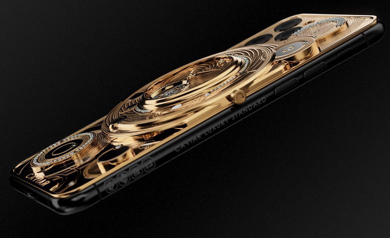 Представлены самые дорогие смартфоны iPhone в мире