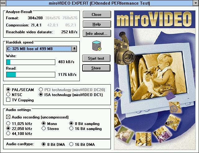 Видеостудия на базе i486 - 21