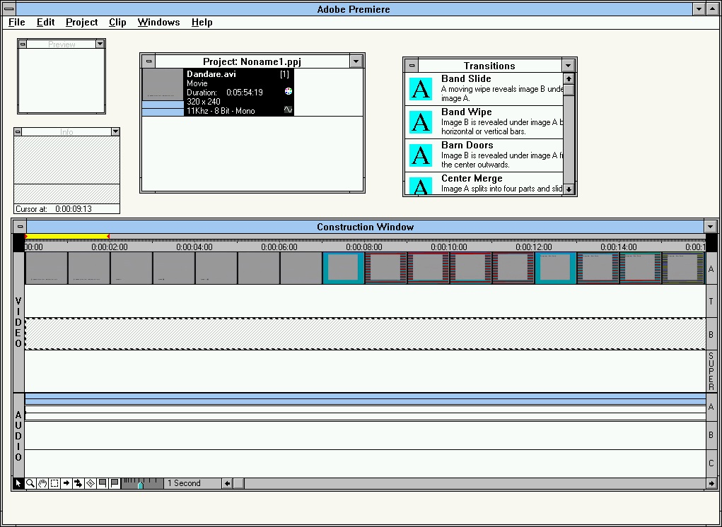 Видеостудия на базе i486 - 24