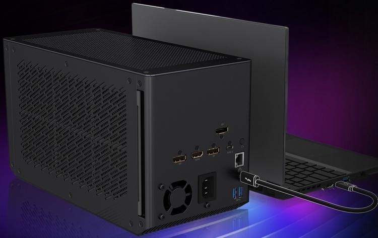 Gigabyte Aorus RTX 2080 Ti Gaming Box: самая мощная внешняя видеокарта