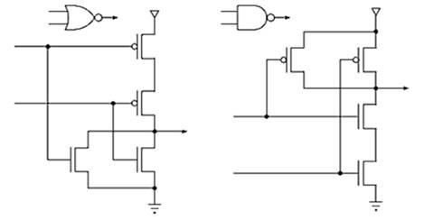 Распознавание цифровых схем. Асинхронный счётный триггер - 2