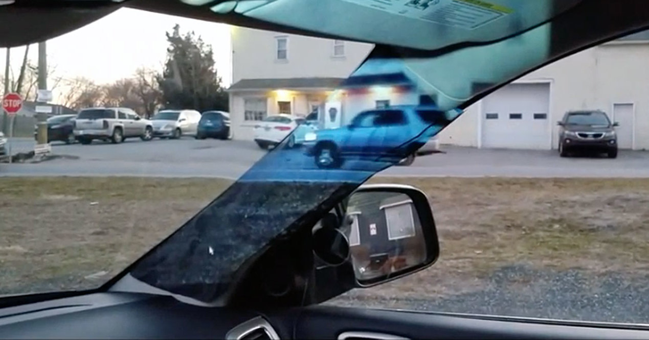 Ребенок придумал, как убрать слепые зоны в автомобилях