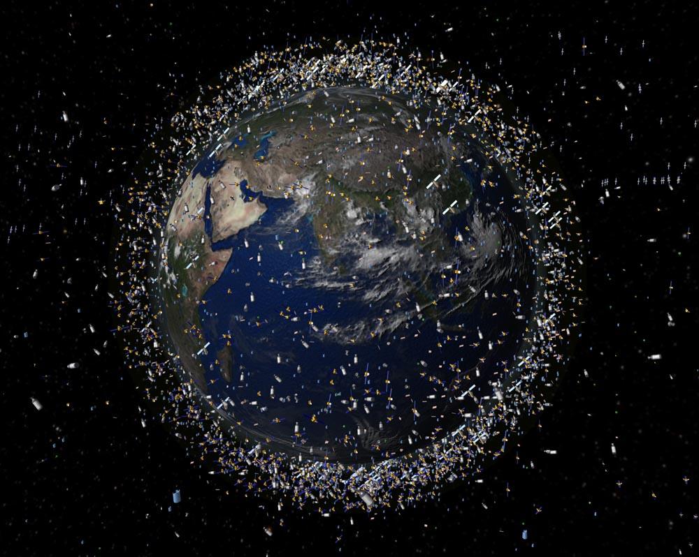 Спутниковый интернет — новая космическая «гонка»? - 1