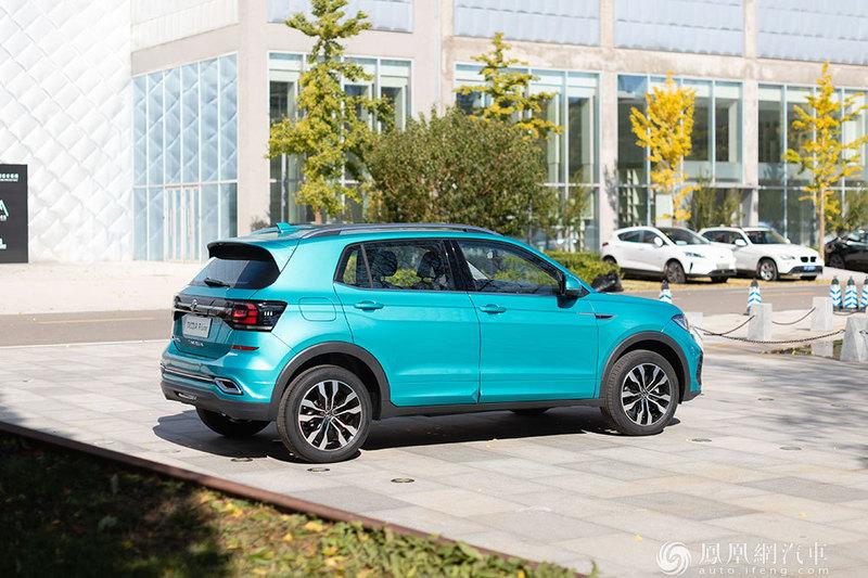 Volkswagen показал новый компактный кроссовер