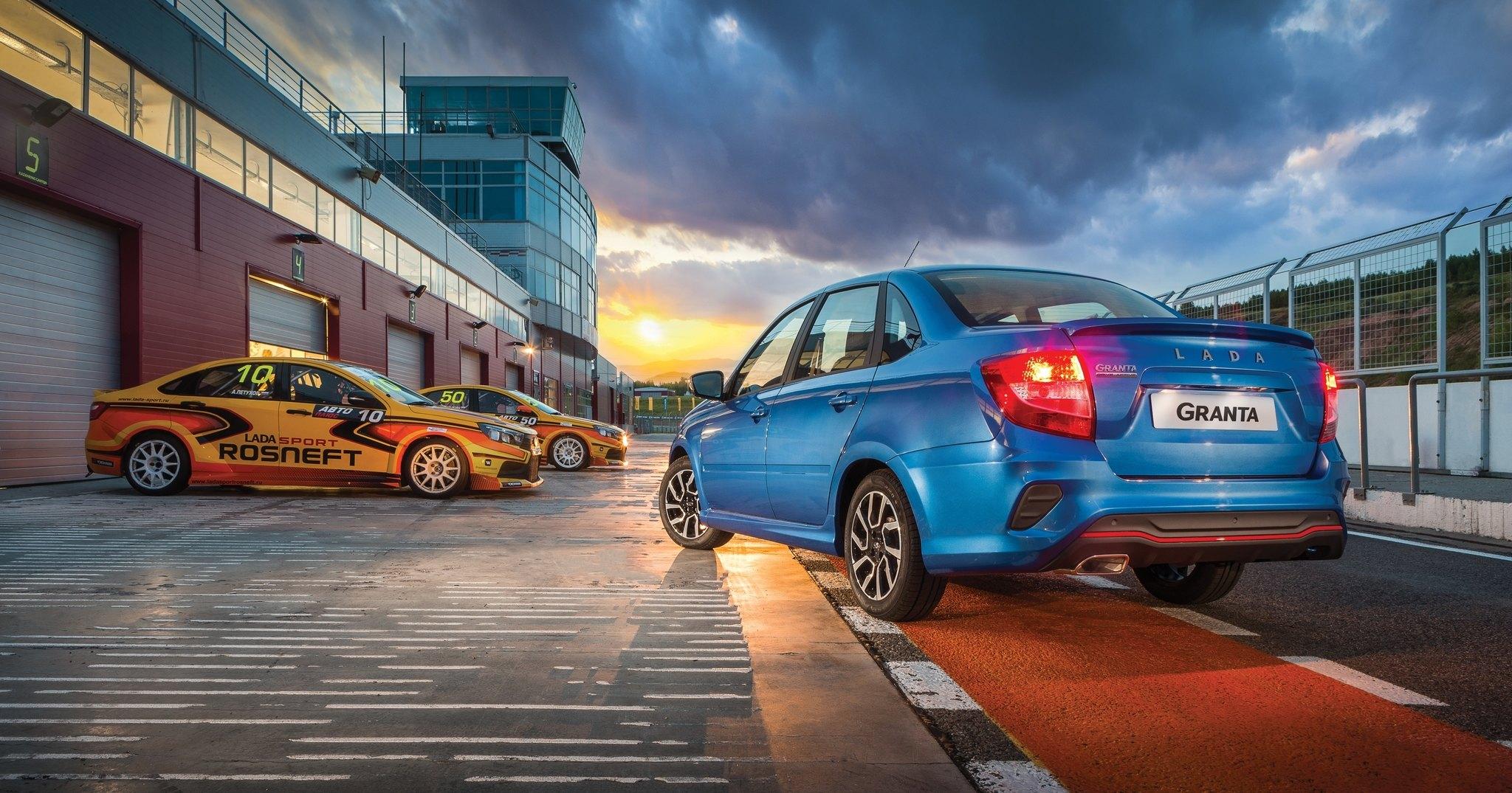 «АвтоВАЗ» показал, как собираются спортивные Lada