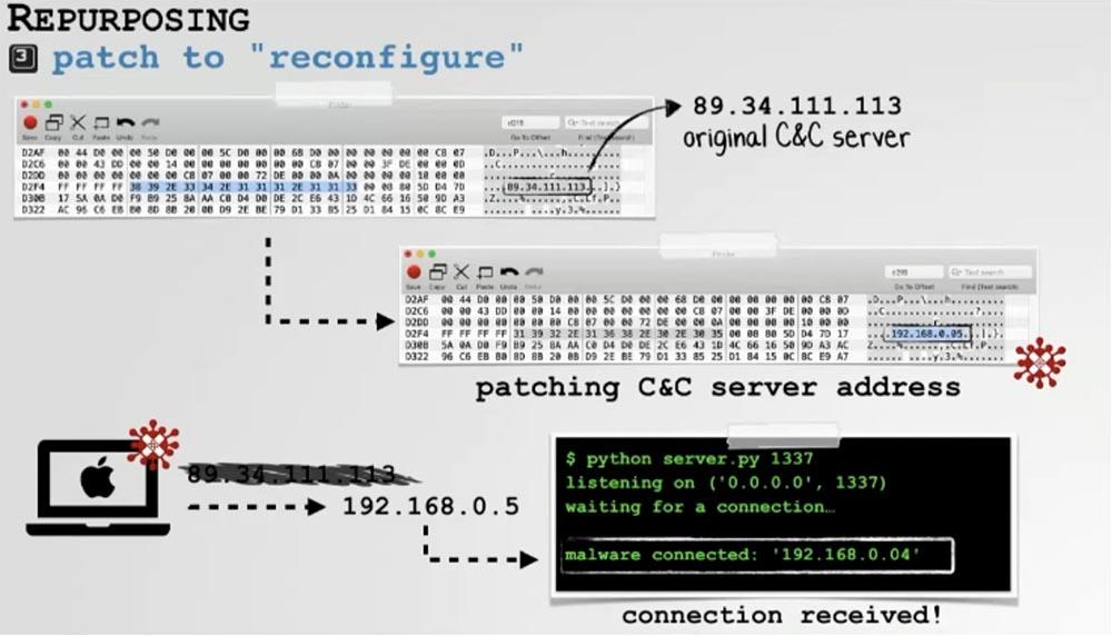 Конференция DEFCON 27. Извлечение пользы из хакерских продуктов для macOS. Часть 1 - 10